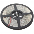 72W 6500K 300x5050 SMD LED White Light Flexible Strip with Power Switch (5-Meter/DC 12V)