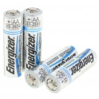 Energizer Ultimate Lithium AA 1.5V Disposable Batteries (4-Pack)