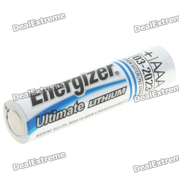energizer ultimate lithium aaa 1 5v disposible batteries 4 pack free shipping dealextreme. Black Bedroom Furniture Sets. Home Design Ideas