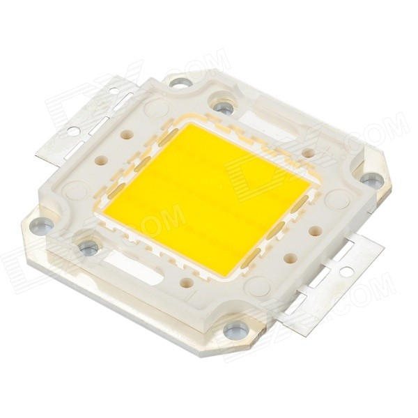30W 2500-Lumen 3300K Warm White Light LED Metal Plate Module (30~36V)
