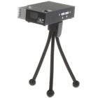 Ultra-Mini Portable Home/Office DLP TI Notebook/PC Projector (854x480 Pixels Resolution)