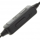 Stylish Headset w/ Microphone/Volume Control/Clip for BlackBerry 8520/9700/9800/9500/8900 - Black
