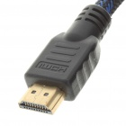 Gold Plated HDMI Male to Male Connection Cable (1.8M-Length)