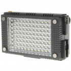 96-LED Video Light with 2 Filters for Camera/Camcorder (5 x AA)