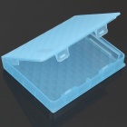 "Protective Hard PP Plastic Case for 2.5"" HDD - Blue"