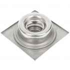 "3.5"" Stainless Steel Shower Drain Floor Waste Drain"