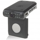 1.3MP Wide Angle Digital Car DVR Camcorder w/ Night Vision/SD/Motion Detection (2.5&quot; TFT LCD)