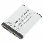 Replacement 3.7V 700mAh Rechargeable Battery Pack for Nikon EN-EL19