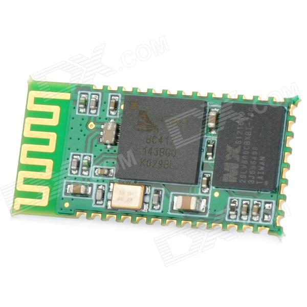 Wireless Bluetooth V2.0 RS232 TTL Transceiver Module free shipping 5pcs serial rs232 ttl hc 05 30ft wireless bluetooth rf transceiver module 2 in 1