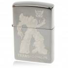 Genuine Zippo Copper Fuel Lighter - Transformers