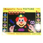 Magnetic Clown Face Maker for Children (Large)