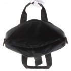 "Protective Nylon Bag with Shoulder Strap for 14"" Laptop Notebook - Black"