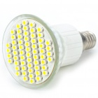 E14 60x3528 SMD LED 3.5W 240-Lumen 3500K Warm White Light Bulb (AC 85~260V)