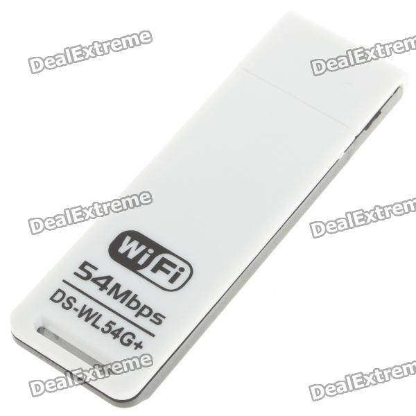 USB 2.0 802.11g 54Mbps Wifi Wireless Network Adapter