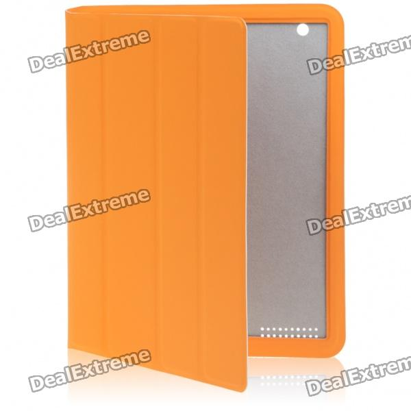 Smart Wake Up Cover in Orange For iPad 2 Best Deal