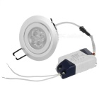 5W 450Lumen 3500K Warm White LED Ceiling Light Lamp (85~265V)