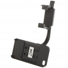 Car Rearview Mirror Holder for iPhone 4 - Black