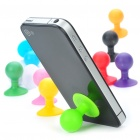 Mini Silicone Stand Holder for Digital Devices - Color Assorted (10-Piece Pack)