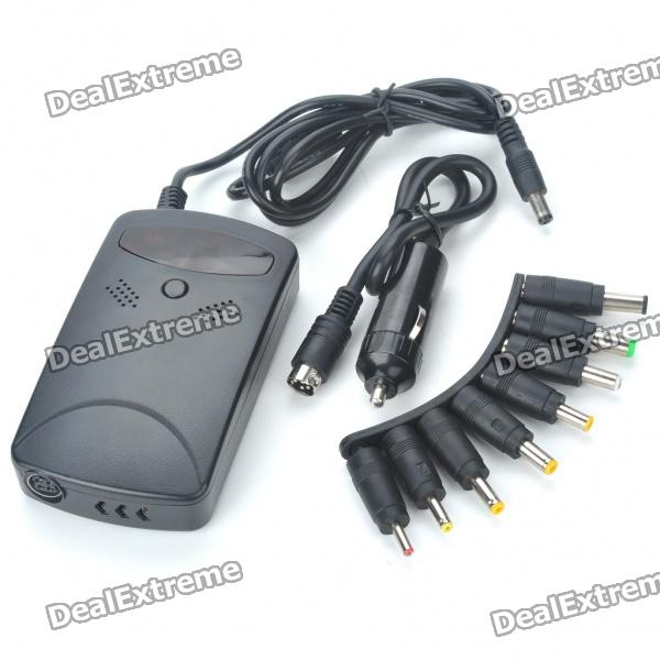100W Universal Car Cigarette Powered Adapter/Charger for Laptop/Cell Phone/PDA universal car adapter for laptops