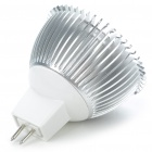 MR16 3W 270-Lumen 3500K Warm White Light 3-LED Cup Blub (12V)