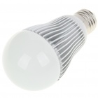 E27 6W 450Lumen 3000-3200K Warm White LED Light Bulb (AC 85~265V)