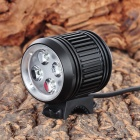MagicShine MJ-872 Waterproof 4-CREE XP-G 4-Mode 1600-Lumen LED Bike Light with Battery Pack Set