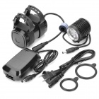 magicshine MJ-872 impermeable 4-Mode LED de luz de la bici w / 4-Cree XP-G