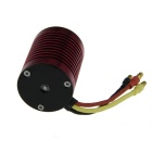 13T 2950KV Sensorless Brushless Motor for 1:10 / 1:12 Car Toy - Red