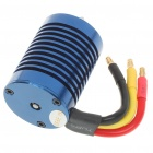 10T 3930KV Sensorless Brushless Motor para 1:10 / 1:12 Car Toy - Azul
