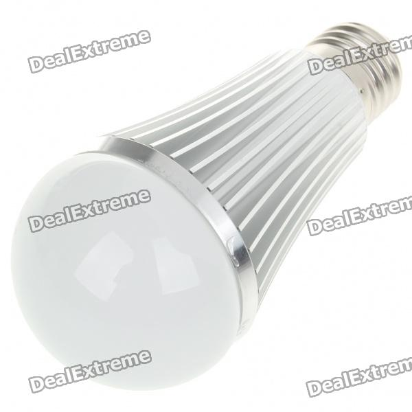 E27 3200K 7W 550-Lumen 7-LED Warm White Light Bulb (AC 85~265V) доска для ограждения из дпк 1 9м gardendreams