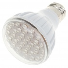 E27 7000K 3W 175-Lumen 35-LED White Light Bulb (180~260V)