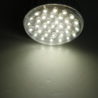 E27 3W 175LM 7000K Cold White Light 35-LED Cup Bulb (180~260V)