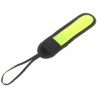 Nite Ize Night-time Safety 2-Mode Green LED Cinch Marker with Elastic Strap (1xCR2032)