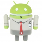 Android Mini Collectible Series Action Figure/Doll - Android 02 (Green + Grey)