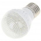 E27 1.5W 6000K 150-Lumen 38-LED White Light Bulb (AC 220V)