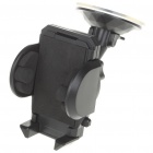 Universal Car Swivel Mount Holder - Black