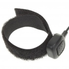 3.5mm + 2.5mm Throat Vibration Finger PPT Acoustic Tube Earphone + Mic for Kenwood