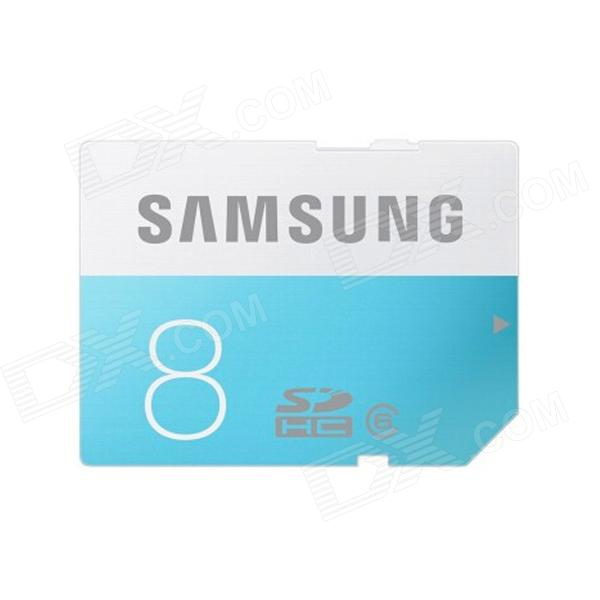 Genuine Samsung SD Memory Card - 8GB