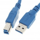 USB 3.0 AM to BM Extension Cable (130CM-Length)