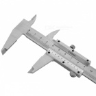 150mm Stainless Steel Vernier Caliper with Case