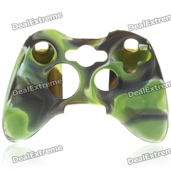 Camouflage Pattern Silicone Protective Case for Xbox 360 and Xbox Slim бунин иван алексеевич темные аллеи