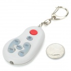 Mini Universal TV Remote Controller Keychain (1 x CR2032)