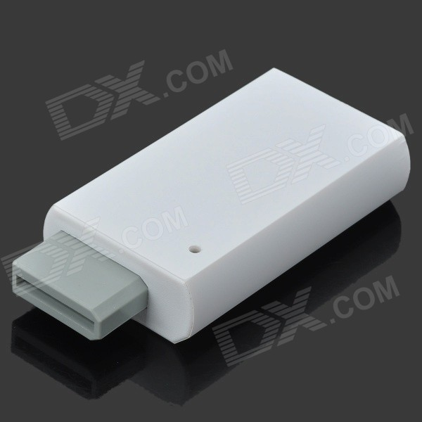 HDMI 720P/1080P + 3.5mm Audio Converter Adapter for WII