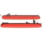 Red LED Back Surrounded Lights for Honda Odyssey 09 Car - Pair (DC 12V)
