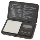 "Tragbare 1,5 ""LCD Digital Pocket Scale (500g Max / 2 x CR2032)"