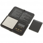 "Portable 1.5"" LCD Digital Pocket Scale (100g Max / 2 x CR2032)"