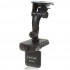 "1.3MP Wide Angle Digital Car DVR Camcorder w/ 8-LED Night Vision/AV/TF/HDMI (2.0""LCD)"