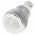 E27 3200K 5W 400-Lumen 5-LED Warm White LED Light Bulb (AC 85~265V)