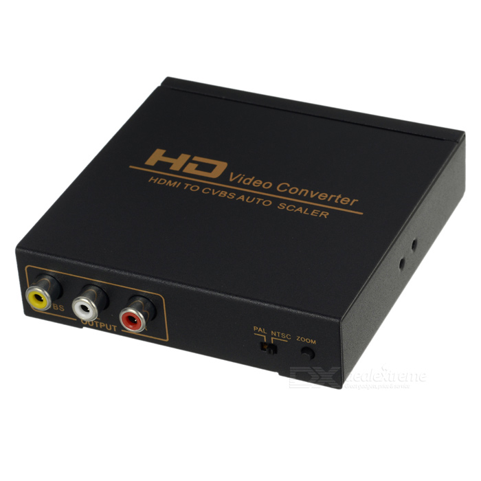 HDMI to CVBS Video Converter