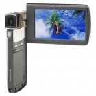 "Ultrathin HD 1080P 3.0"" TFT Touch Screen 5.0 MP Digital Camera Camcorder w/ HDMI/SD/AV-Out"